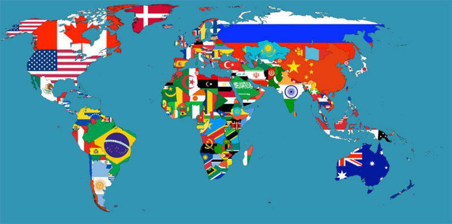7 verdensdele