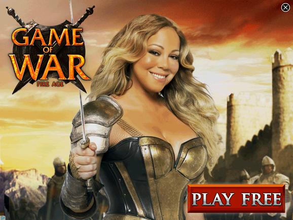 Mariah Carey vil have dig til at slås