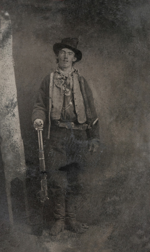 Billy The Kid 1880