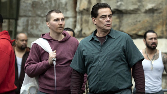 'Escape at Dannemora'