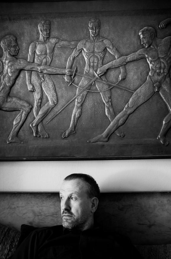 Modstanden siver, ifølge Geir Angell Øygarden, ud med alderen. Foto Frederik Korfix.