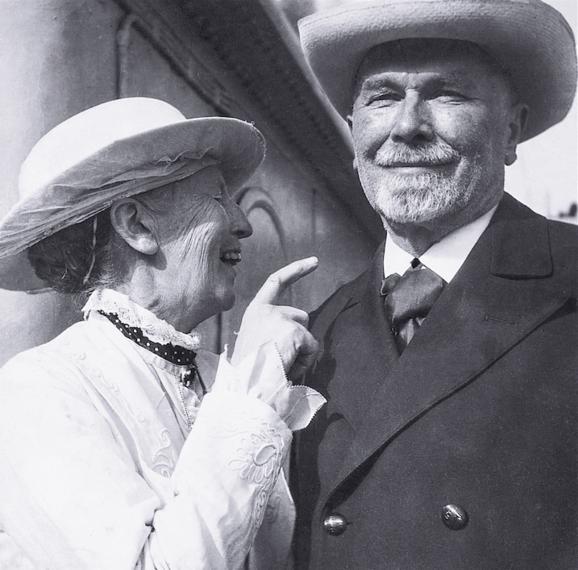 Anna og Michael Ancher