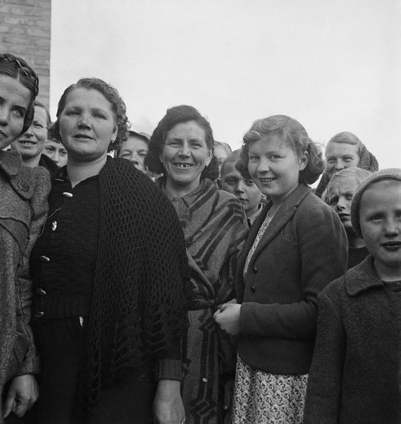 Polske flygtninge i Iran i 1943